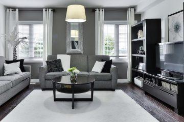 De qué manera escoger y organizar los sofás para decorar el salón