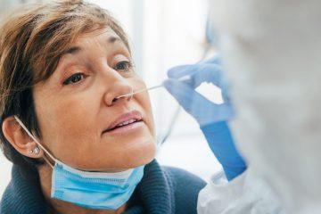 desarrollan un mejor hisopo nasal para la prueba de COVID-diecinueve