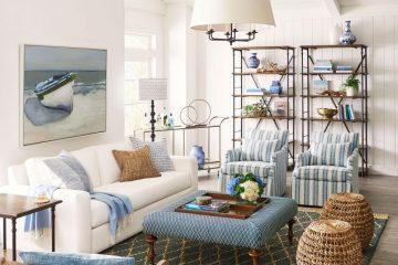 Opciones de diseño para tu sala de estar ¡Toma nota!