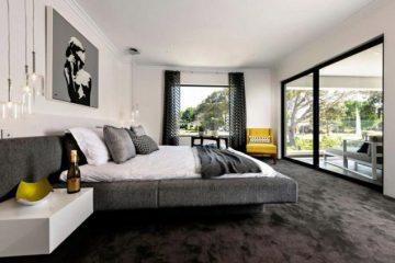 Ideas de decoración de dormitorio masculino ¡Toma nota!
