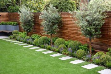 Ideas de diseño de jardín moderno ¡Te encantarán!