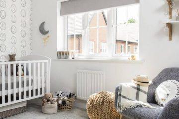 Ideas para decorar la habitación del bebé ¡Te encantarán!