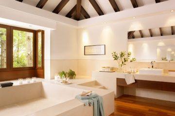 ¿De qué manera crear un baño estilo spa para percibir visitas?