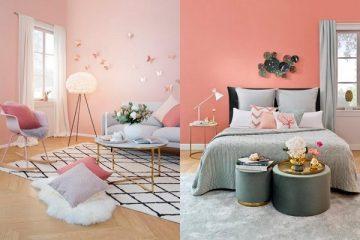tendencia de color para paredes
