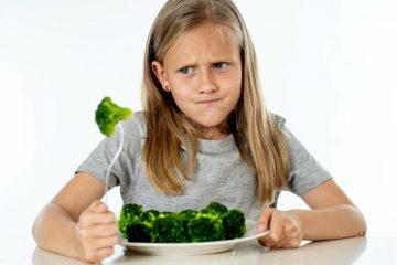 Por qué razón los pequeños detestan el brócoli