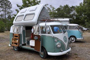 Viajar en una furgoneta camper
